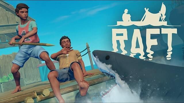 RaftのTOP画像